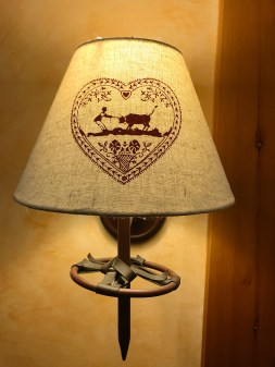 How much do you love this lampshade?