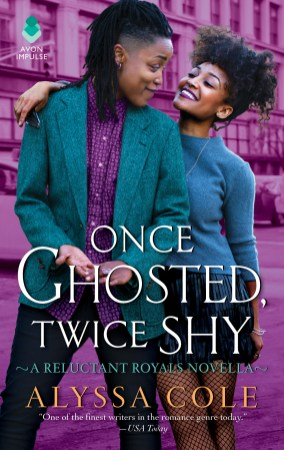 Cover of Once Ghosted Twice Shy