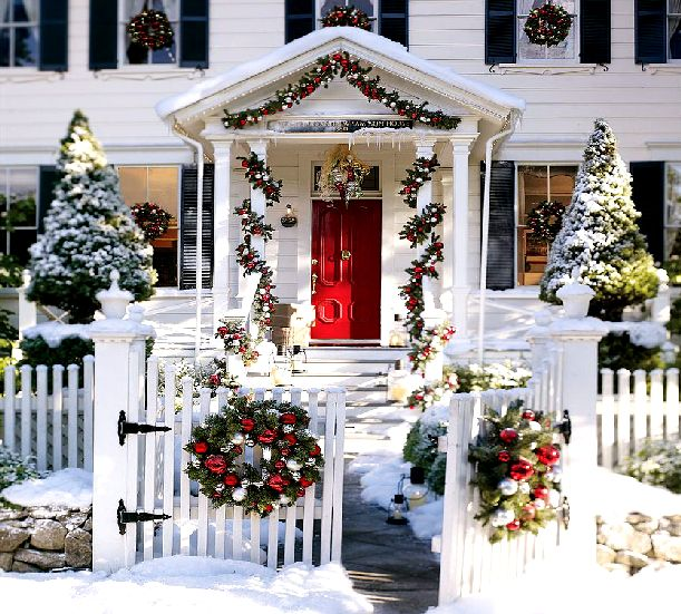 Chirstmas-Outdoor-home-decor