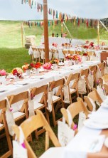 Casual Wedding - bellahomestaging.com