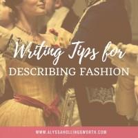 Describing Fashion