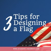 3 Tips for Designing a Flag