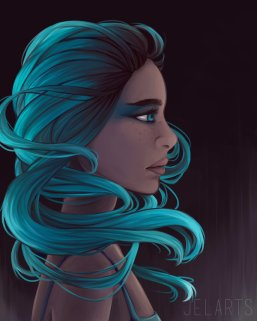 swirly_blue_hair___speedpaint_by_jelarts-dagpu68