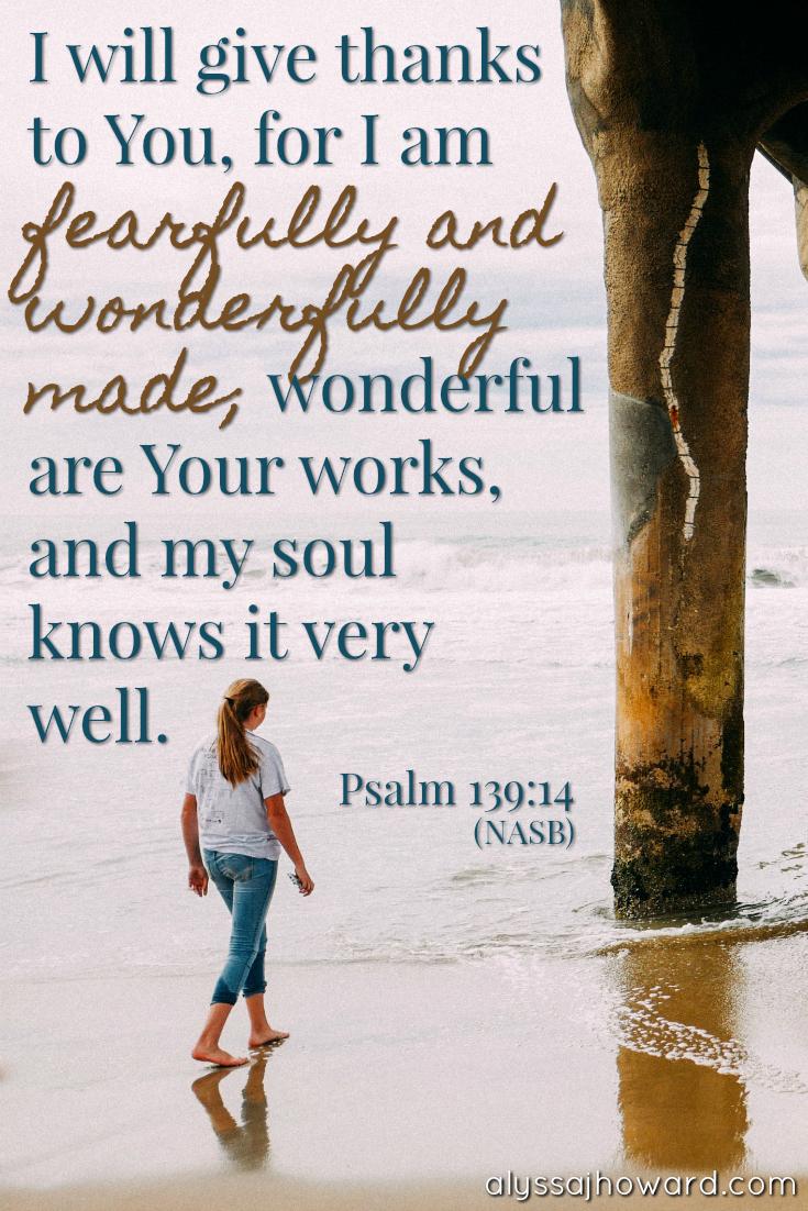 Determining Your Worth: Is Self-Esteem Biblical? | alyssajhoward.com