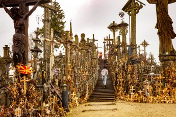 Hill of Crosses 4