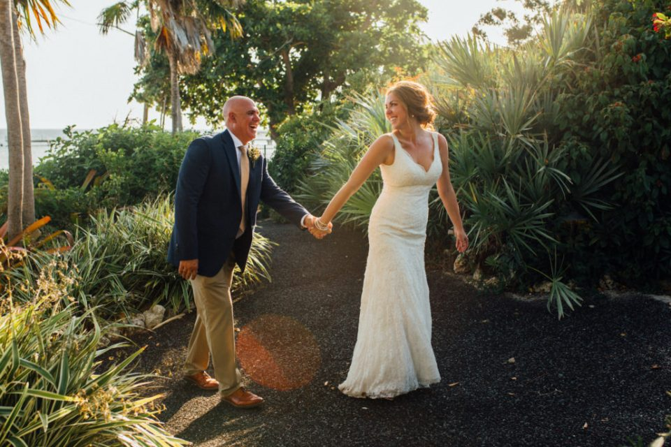 how to feel comfortable with your wedding photographer