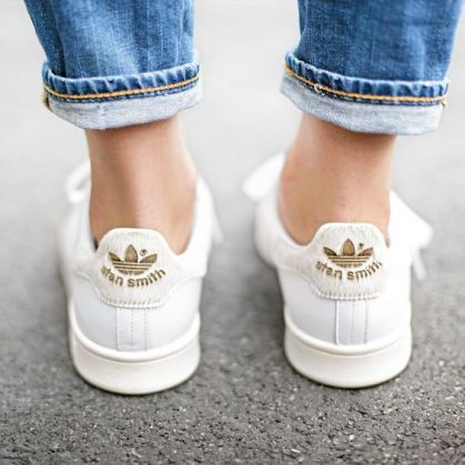 ADIDAS - Stan Smith Shoes; Source: instyle.de
