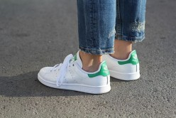 ADIDAS - Stan Smith Shoes; Source: Pinterest