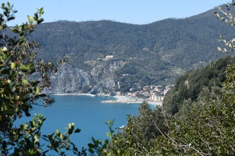 View of Monterosso al Mare