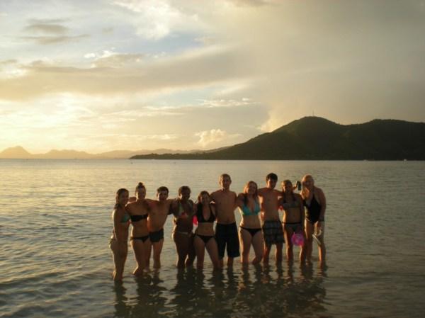 Beach, la plage, Pointe Marin, Martinique