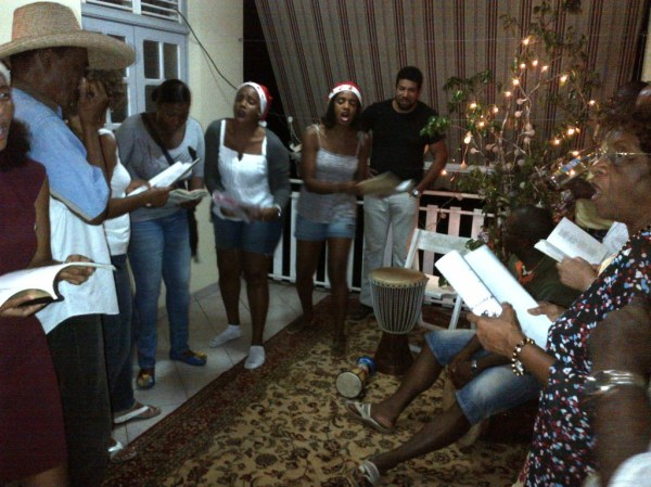 Christmas celebrations, Martinique, festivites de noel