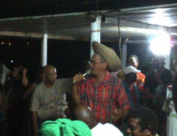 Conteur, slam poet, Martinique