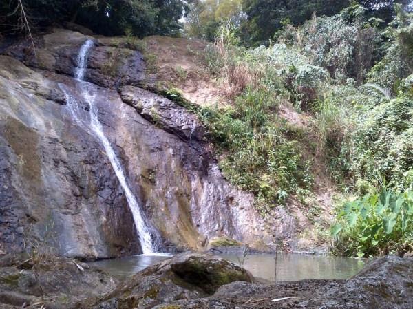 Kannot basin, Fonds Nicolas, Le Robert, Martinique