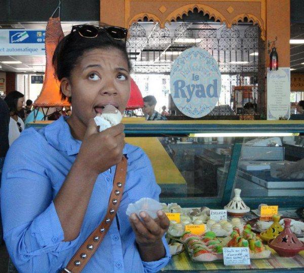 marche jean talon, alyssa james, eating