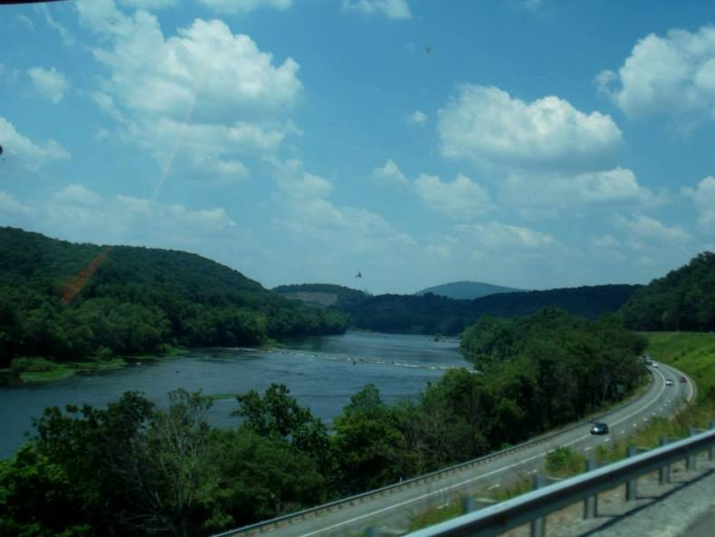 More scenery, Pennsylvania