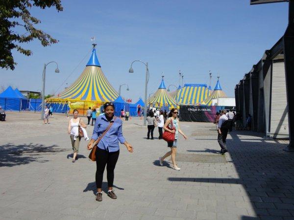 Amaluna, Montreal, Cirque du Soleil