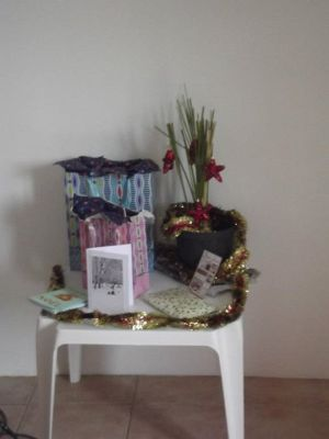 Christmas gifts in martinique