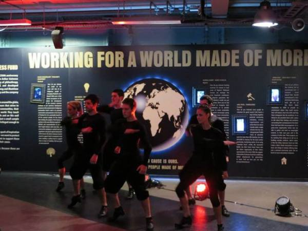 Irish Dancing, Guinness Storehouse, Dublin