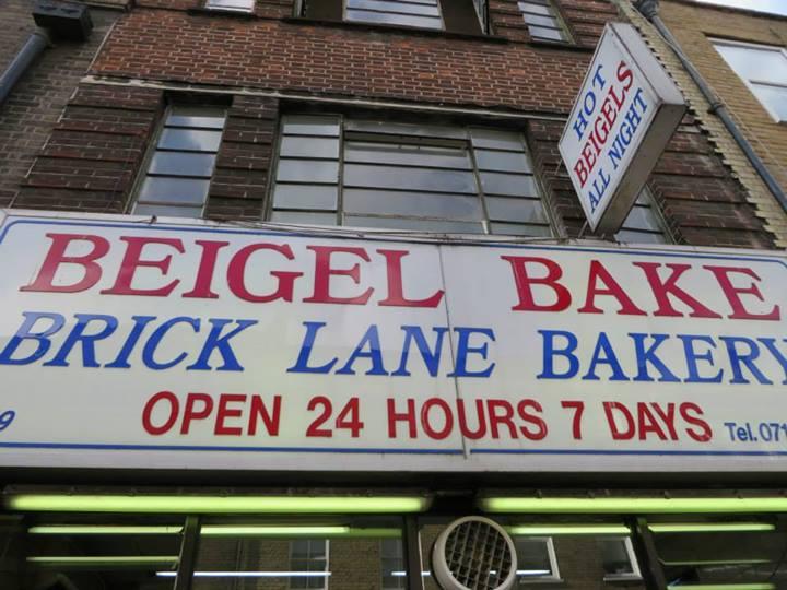 Beigel Bake, London