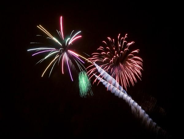 Ally Pally Fireworks
