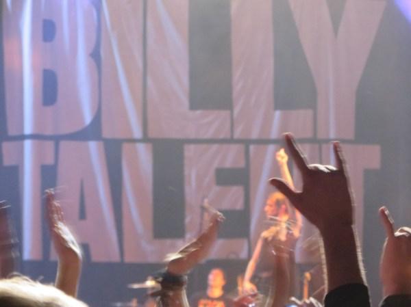 Billy Talent, Vans Warped Tour London