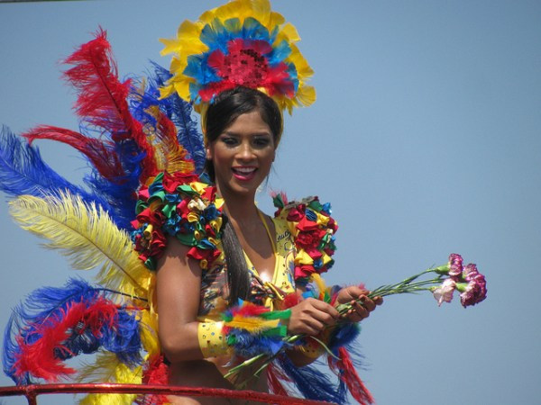 Carnival in Barranquilla, Colombia