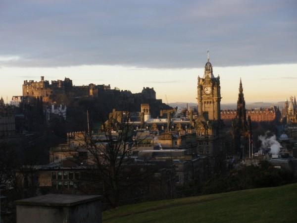 Edinburgh Photo courtesy of Maza