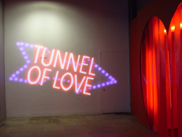 Tunnel of Love, Heart n Soul, Royal Festival Hall, Southbank, London, Festival of Love
