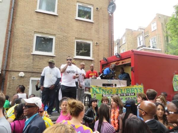 King Tubby, Soundsystem Notting Hill Carnival 2014