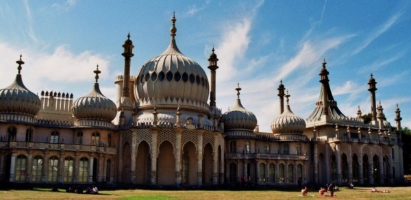 Royal Pavilion, Brighton Photo courtesy of Bernard Blanc