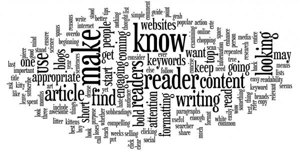writing, web copy, copywriting, freelance writer in London