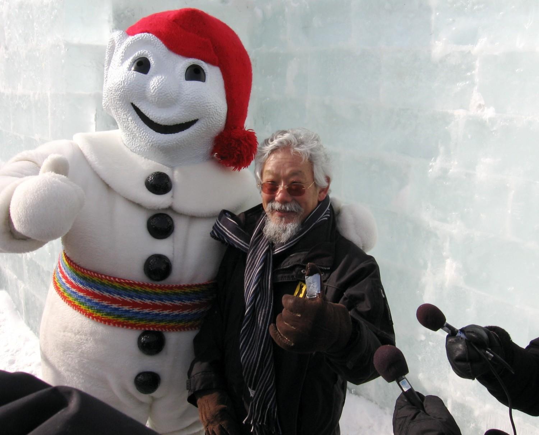 Bonhomme Carnaval, planning for winter carnival in quebec