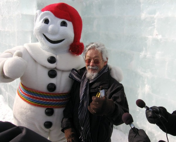 Bonhomme Carnaval, planning for winter carnival in quebec