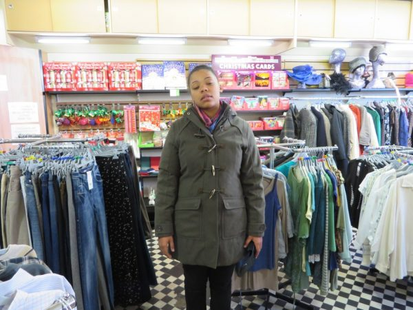 making friends in london, charity shop, london expat, how to make friends
