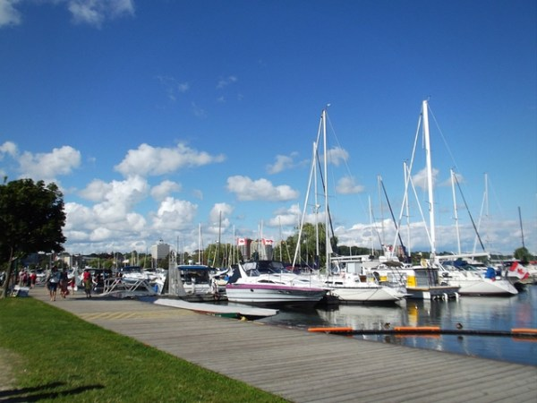 barrie waterfront, kempenfelt bay, things to do in barrie, day trips from toronto, day trip to barrie, barrie day trip