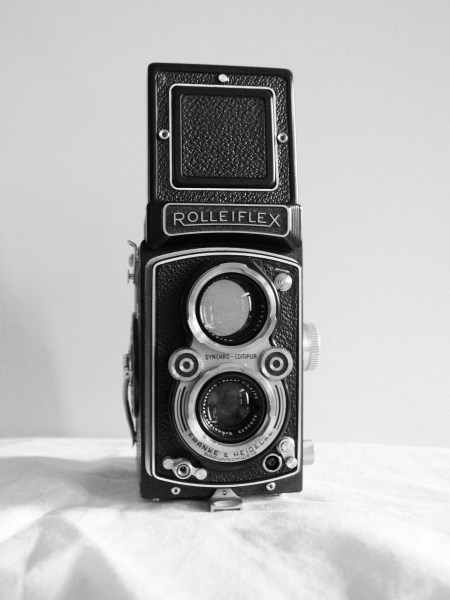 Rolleiflex Automat MX