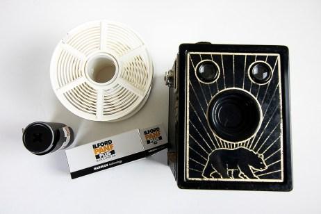 Bear Service Box Camera