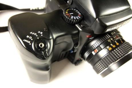 Mamiya 645 Pro Motor Drive