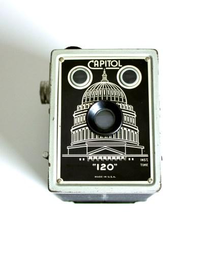 Capitol 120 Box Camera