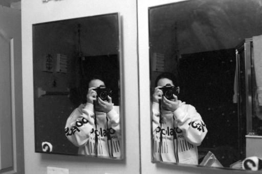Kodak TX 400 @ 1600