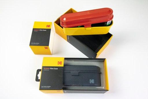 RETO Kodak FIlm Cannisters