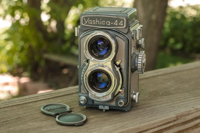 Yashica 44 - Photo by Mike Eckman