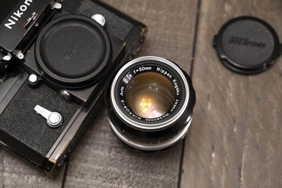 Nikkor-s 50mm f/1.4