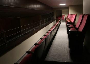 Rugsėjo 5 dieną duris atversiančioje naujai sutvarkytoje AKKC salėje vykstančius renginius galės stebėti daugiau žiūrovų, sumontuotos 782 naujos kėdės, dalis jų - ir balkone
