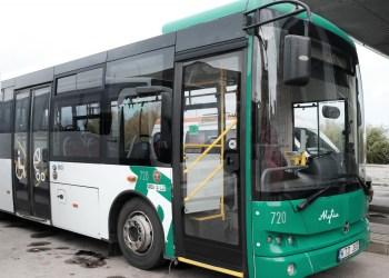 Viešojo transporto autobusas (AMS nuotr,)