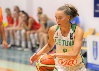 Lietuvos U-18 rinktinė pradėjo kovas dėl Baltijos taurės ir pirmame susitikime rezultatu 62:57 įveikė šeimininkę  Latviją. Rezultatyviausia žaidėja aikštėje ir lietuvių rinktinės gretose buvo alytiškė K. Masionytė, pelniusi 18 taškų