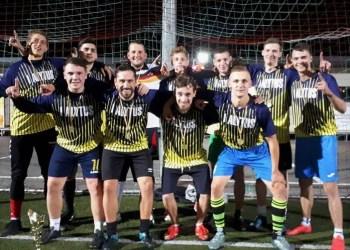 Finale alytiškiai 2:1 įveikė šeimininkus vilniečius ir tapo Lietuvos naktinio fanų futbolo turnyro nugalėtojais