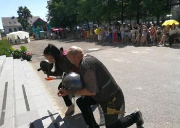 I Alytaus seniūnaičiai prisaiką davė iškilmingoje ceremonijoje