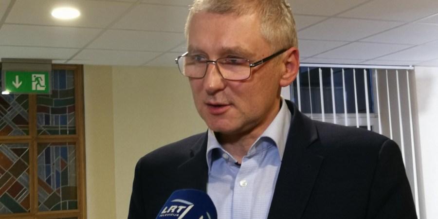 VMVT vadovas D. Remeika