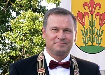 Alytaus rajono savivaldybės meras Algirdas Vrubliauskas